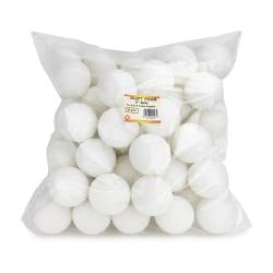 """Hygloss Styrofoam™ Balls, 3"""", White, Pack Of 50"""