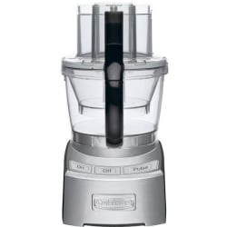Cuisinart Elite Collection 2.0 12 Cup Food Processor - 12 Cup (Capacity) - 1 Speed - 1000 W Motor - Die Cast