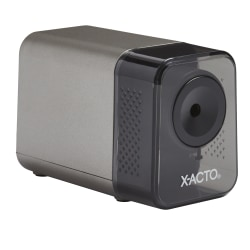 X-ACTO® XLR™ Electric Pencil Sharpener, Putty