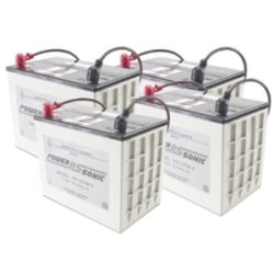 APC Replacement Battery Cartridge #13 - Spill Proof, Maintenance Free Sealed Lead Acid Hot-swappable