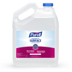 Purell® Food Service Surface Sanitizer Refill, Unscented, 128 Oz Bottle
