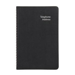 "Office Depot® Brand Large Print Pajco Telephone/Address Book, 3 3/8"" x 8 3/8"