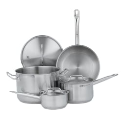 Vollrath Optio™ Stainless Steel Commercial Cookware Set