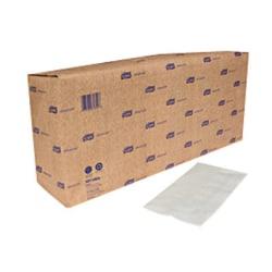 """Tork® Advanced 3-Ply Dinner Napkins, 16 1/8"""" x 17"""", White, 290 Napkins Per Pack, Carton Of 6 Packs"""