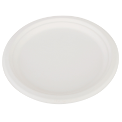 """Dixie® Ultra Pathways Soak Proof Shield Heavyweight Paper Plates, 5 7/8"""", Pack Of 500 Plates"""