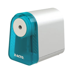 X-Acto® Mighty Mite Battery Pencil Sharpener, Assorted Colors