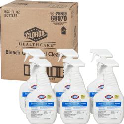 Caltech Dispatch Hospital Cleaner/Disinfectant Trigger Spray, 32 Oz Bottle, Case Of 6