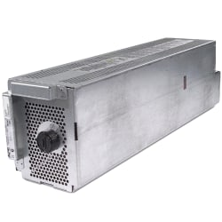 APC 812VAh UPS Flame Retardant Battery Module - 120V DC - Spill Proof, Maintenance Free Sealed Lead Acid Hot-swappable