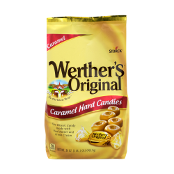 Werther's Original Hard Candies, 34-Oz Gusset Bag