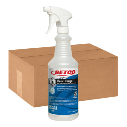 Betco® Empty For Clear Image Concentrate, 48 Oz Bottle, Case Of 12