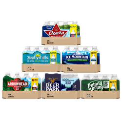 Nestlé Waters® Regional Spring Water, 12 Oz, Case Of 24 bottles