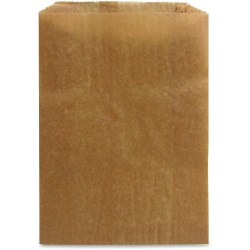 "Hospital Specialty Co. Waxed Paper Liners For Sanitary Napkin Disposal, 10 1/4""H x 7 1/2""W x 3 1/2""D, Case Of 500"