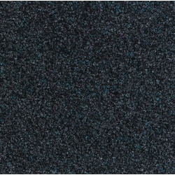 M+A Matting Stylist Floor Mat, 4' x 6', Dark Granite