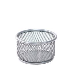 Brenton Studio® Silver Mesh Paper Clip Holder