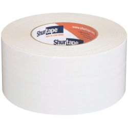 Shurtape PC-618C Industrial Grade Duct Tape, 2.83 in x 60 yd., White