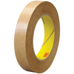 "3M™ 463 Adhesive Transfer Tape, 3"" Core, 0.75"" x 60 Yd., Clear, Case Of 48"