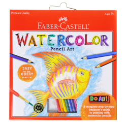 Faber-Castell 15-Piece Do Art Watercolor Pencil Set