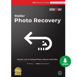 Stellar Photo Recovery Standard, For Mac®