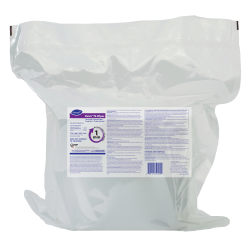 "Diversey™ Oxivir® TB Disinfectant Wipes, 11"" x 12"", White, 160 Wipes Per Pack, 4/Carton"