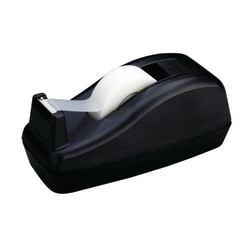 Scotch® Deluxe Desk Tape Dispenser, Black