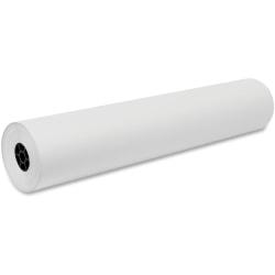 "Pacon® Decorol® Flame-Retardant Paper Roll, 36"" x 1000', White"