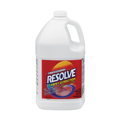 Resolve® Professional Carpet Extraction Cleaner, 128 Oz Bottle