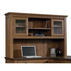 Sauder® Appleton Collection, Hutch For L Desk, Sand Pear