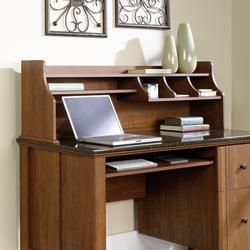 Sauder® Appleton Hutch For Computer Desk, Sand Pear