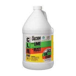 CLR PRO Calcium, Lime And Rust Remover, 1 Gallon