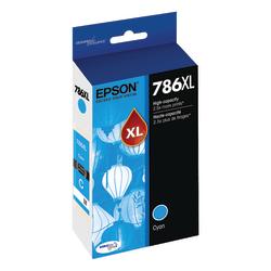 Epson DURABrite® Ultra T786XL220-S High-Yield Cyan Ink Cartridge