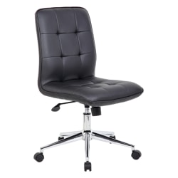 Boss Office Products Tiffany Task Chair, Black