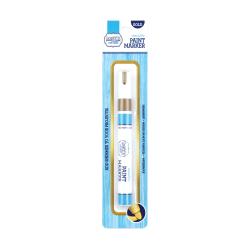 Artskills® Paint Marker, Bullet Point, Assorted Barrel Colors, Gold Paint