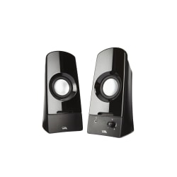 Cyber Acoustics Curve Sonic 2.0 Speaker System, Black