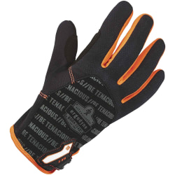 3M™ 812 Standard Utility Gloves, X-Large, Black