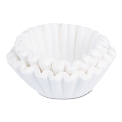 BUNN Commercial Coffee Filters, 1.5 Gallon, Pack Of 500 Filters