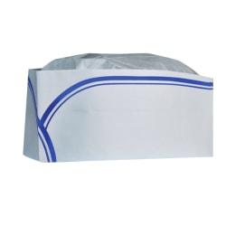 Adjustable Chef Paper Caps, Box Of 100
