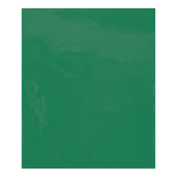 """Office Depot® Brand Flat Poly Bags, 15"""" x 18"""", Green, Pack Of 1,000"""