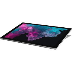 """Microsoft Surface Pro 6 Tablet - 12.3"""" - 16 GB RAM - 1 TB SSD - Windows 10 Home - Platinum - Intel Core i7 8th Gen 1.90 GHz microSDXC Supported - 2736 x 1824 - PixelSense Display - 5 Megapixel Front Camera"""