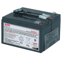 APC Replacement Battery Cartridge #9 - Maintenance-free Lead Acid Hot-swappable