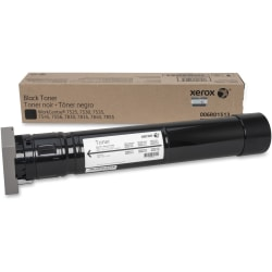 Xerox WorkCentre 7855 Original Toner Cartridge - Laser - 26000 Pages - Black - 1 Each