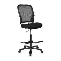 Office Star Space Series 15 Air Grid/Mesh Drafting Chair