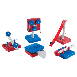 Learning Resources® Simple Machines, Grades 4 - 7, Pack Of 5