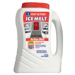 Morton Salt Action-Melt Fast Action Ice Melt, 12 Lb