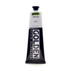 Golden OPEN Acrylic Paint, 5 Oz Tube, Golden