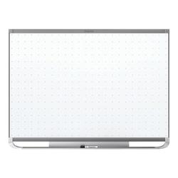 "Quartet® Prestige® Total Erase® 2 Magnetic Dry-Erase Whiteboard, 48"" x 36"", White, Graphite Frame"