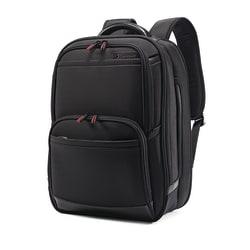 Samsonite® Pro 4 DLX Perfect Fit Urban Laptop Backpack, Black