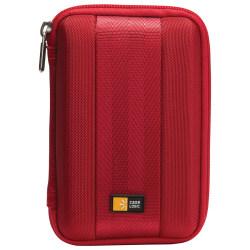 Case Logic® Portable Hard Drive Case, Red