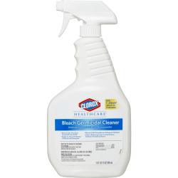 Clorox® Healthcare® Bleach Germicidal Cleaner, 32 Oz Bottle