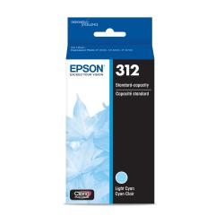 Epson® Claria Photo Hi-Definition T312520-S Light Cyan Ink Cartridge