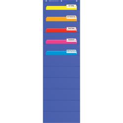 Scholastic File Organizer Pocket Chart